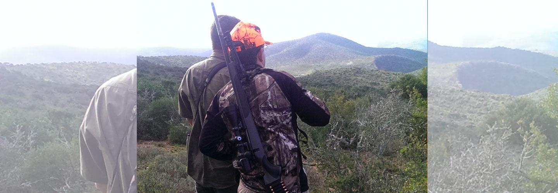 Teglskovens Hunting - jagtrejser til Sydafrika - jagtkurser