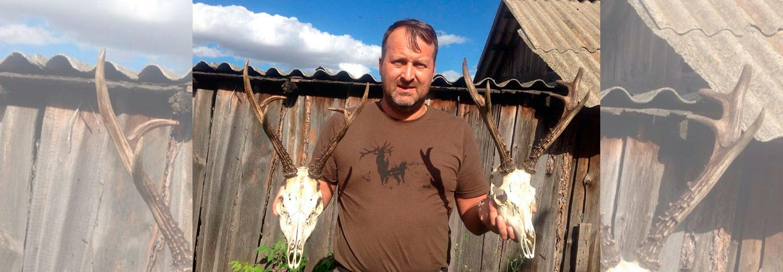 Teglskovens Hunting - jagtrejser til Rusland